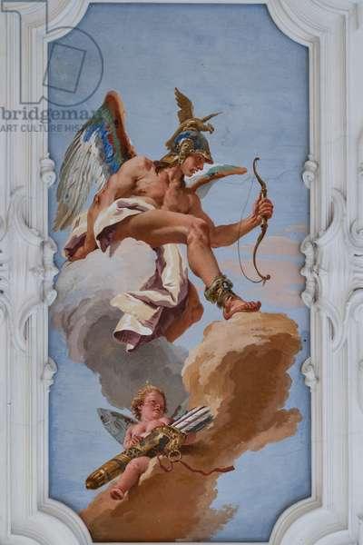 Ingenuity, 1734 (fresco)