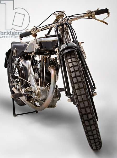 Classic Motorbike Garanzini 350 HP 3 (photo)