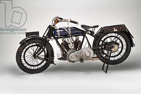 Classic Motorbike Martinsyde 500 Sports (photo)