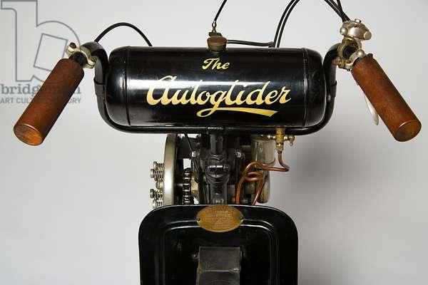 Classic Motorbike Autoglider, Scooter (photo)
