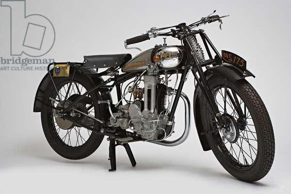 Classic Motorbike Mas 109 L - 175 cc (photo)