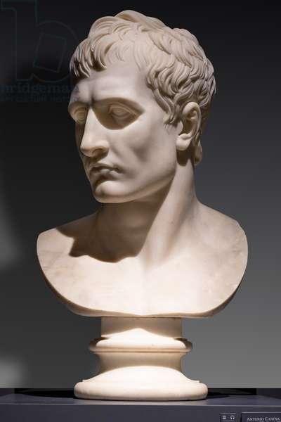Napoleon, 1804-09 (Carrara marble)