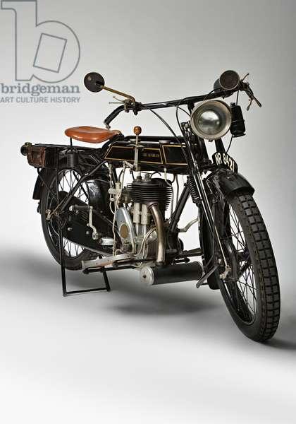 Classic Motorbike Sunbeam Model 5 Lusso 500 (photo)