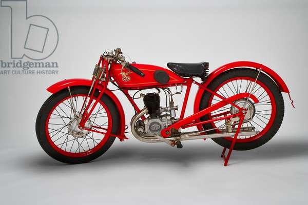 Classic Motorbike G.D. CM Turismo 175 (photo)