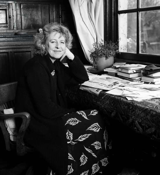 Deborah Moggach: Writer's Desk