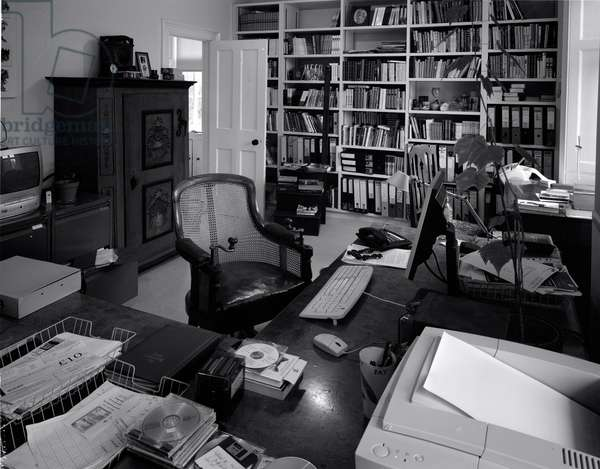 Fay Weldon: Writer's Desk