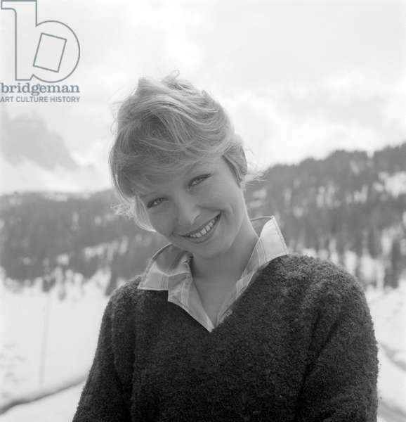 THE ACTRESS MARINA VLADY - 1959