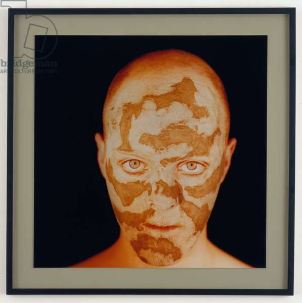 Camouflage (Self Portrait), 1998 (r-type print)