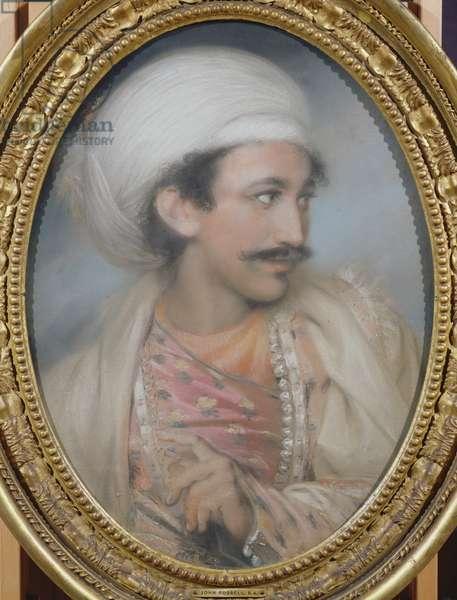 Mohamet Summy (pastel)