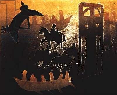 Cossans, 1994 (monotype)