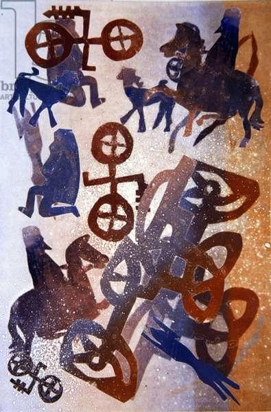 Horsemen and Symbols, 1994