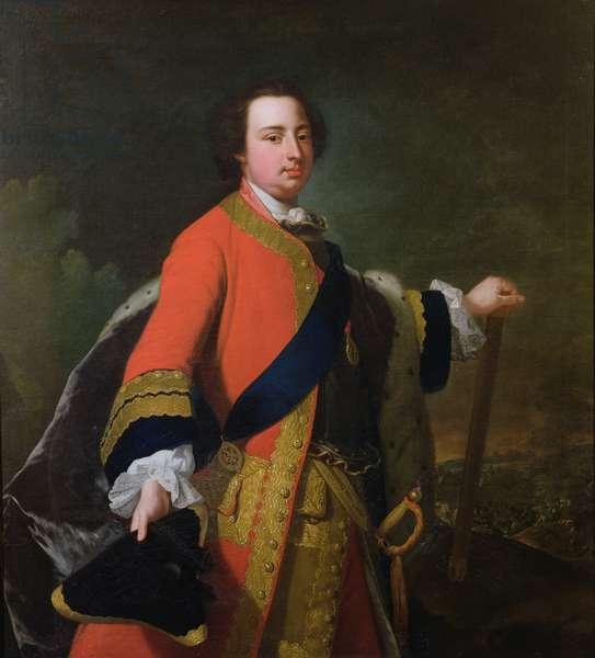 William Augustus, Duke of Cumberland (oil on canvas)