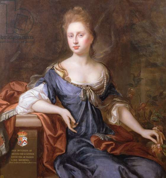 Anne, Duchess of Richmond (oil on canvas)
