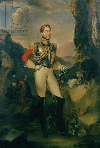 Henry Earl of Uxbridge (oil on canvas)