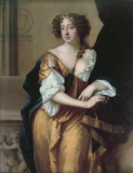 Frances Theresa Stuart (1647-1702) Duchess of Richmond (oil on canvas)