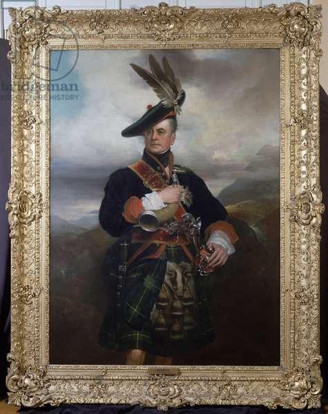 George, 5th Duke of Gordon (oil on canvas)