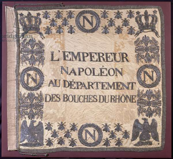 Napoleonic flag (textile)