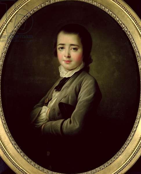 Henry Edward Fox (1755-1811), c.1763 (oil on canvas)