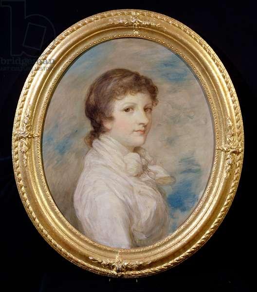Charlotte, Duchess of Richmond (pastel on paper)