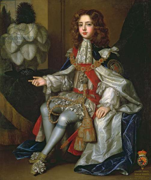 Charles, 1st Duke of Richmond (1672-1723) (oil on canvas)