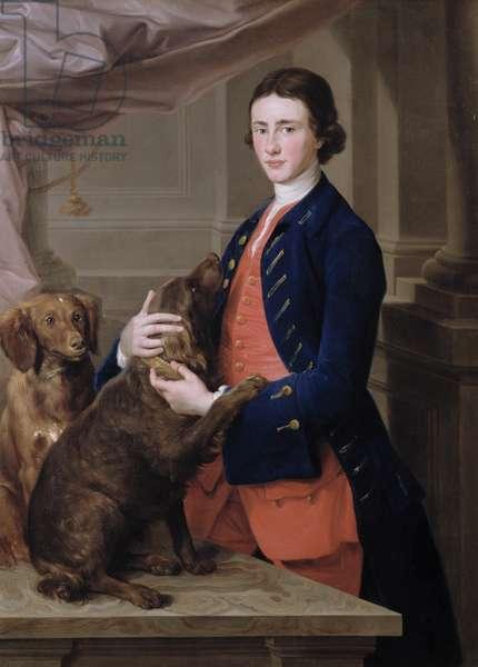 Charles, 3rd Duke of Richmond (oil on canvas)