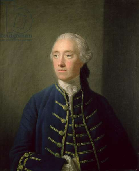 James Fitzgerald, 20th Earl of Kildare (oil on canvas)