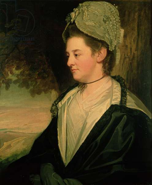Lady Louisa Conolly, 1776 (oil on canvas)