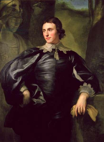 Charles Lennox (1735-1806) 3rd Duke of Richmond and Lennox, 1755 (oil on canvas)