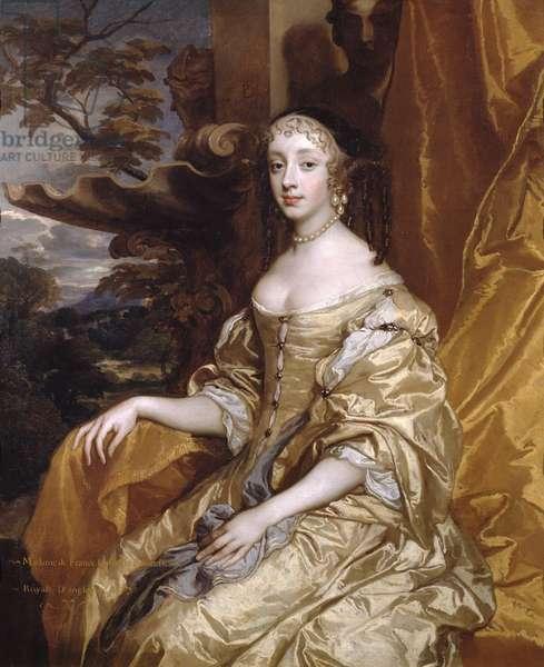 Henrietta Anne, Duchess of Orleans (oil on canvas)