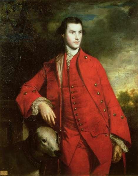 Charles Lennox (1735-1806) 3rd Duke of Richmond and Lennox, 1758 (oil on canvas)