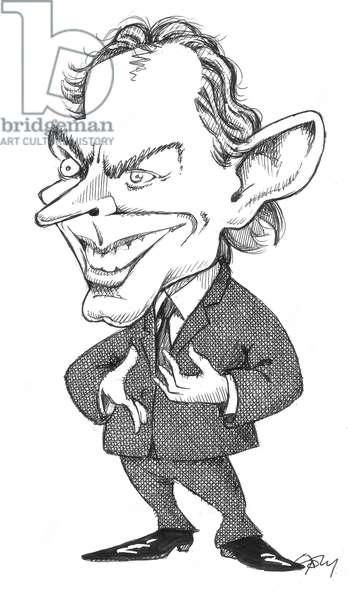 Blair (ink on paper)