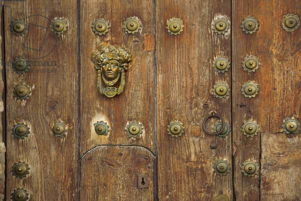 Spain - Andalusia - doors and fittings
