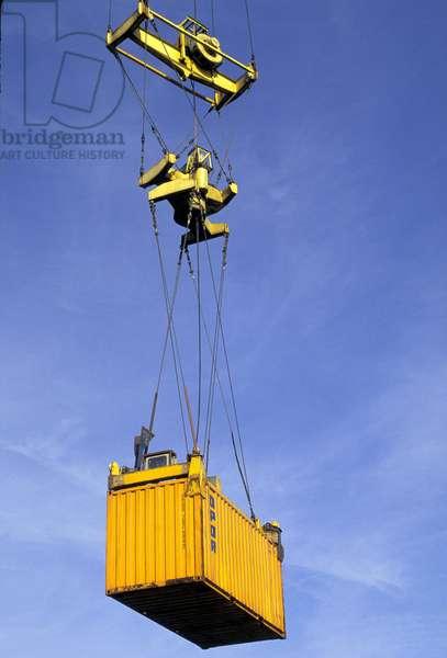 HOLAND: sea freight