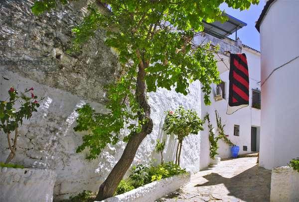 Spain - Andalusia - Ubrick - white village