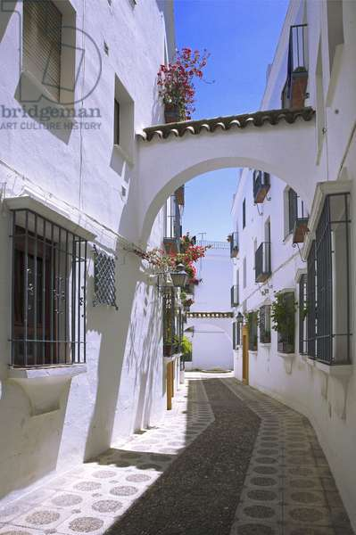 Spain - Andalusia - Córdoo - Alley in the Juderia district