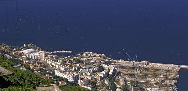 Gibraltar: the city
