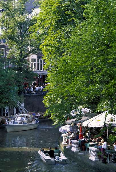 HOLAND: UTRECHT: the channels