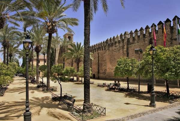 Spain - Andalusia - Córdoo - Alcazar of the Christian Kings