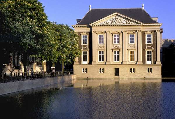 HOLAND: THE HAGUE: Musee Mauritshuis: