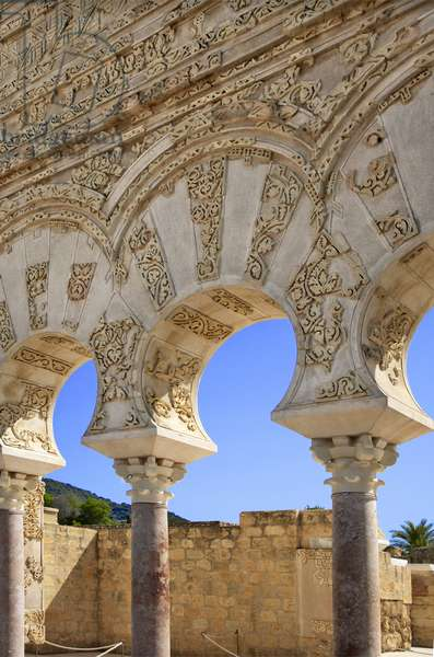 Spain - Andalusia - ruins of Medina Azahara