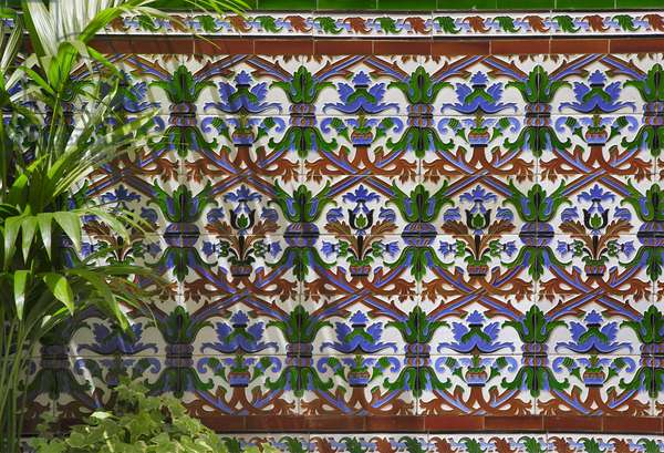 Spain - Andalusia - mosaic