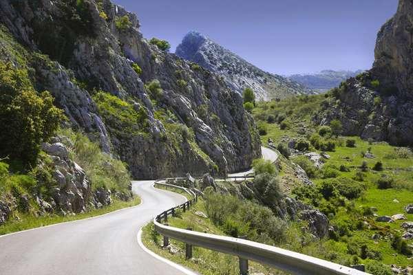 Spain - Andalusia - Sierra Natural Park