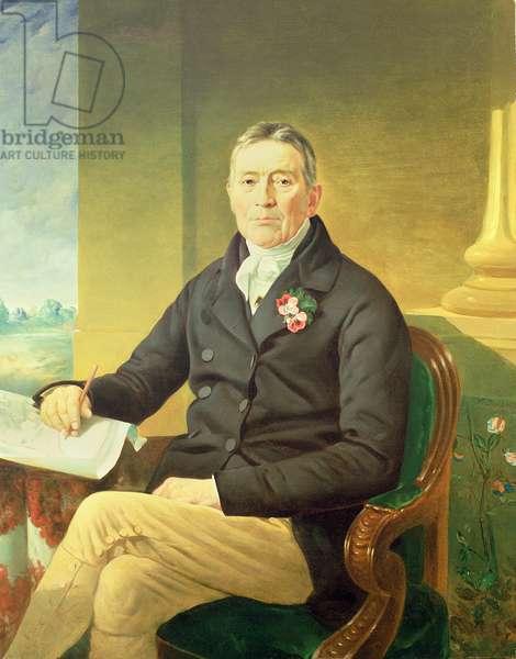 Portrait of John Burton of Clapton
