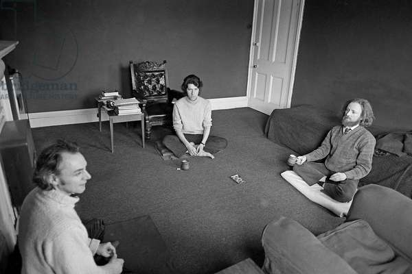 R.D. Laing, Paul Zeal and Leon Redler