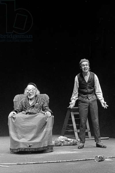 Endgame - play by Samuel Beckett