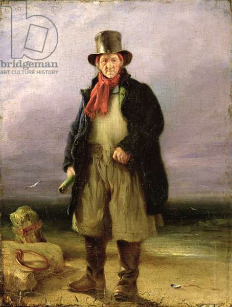 The Old Pilot, 1837