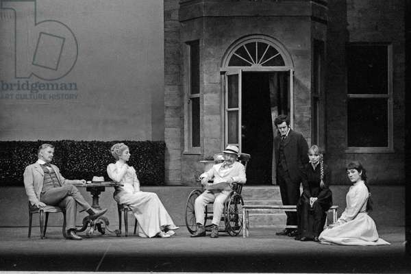 The Seagull - directed  by Max Stafford Clark, Royal Court Theatre London, April 1981