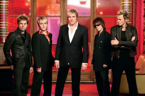 Duran Duran - studio