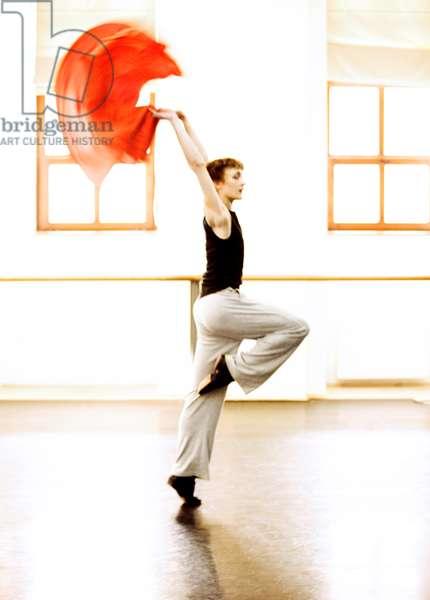 Dancer of the Stanislavsky Ballet