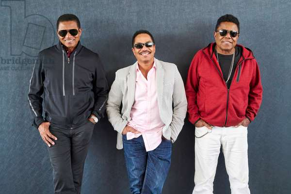 Jackie, Tito, Marlon Jackson